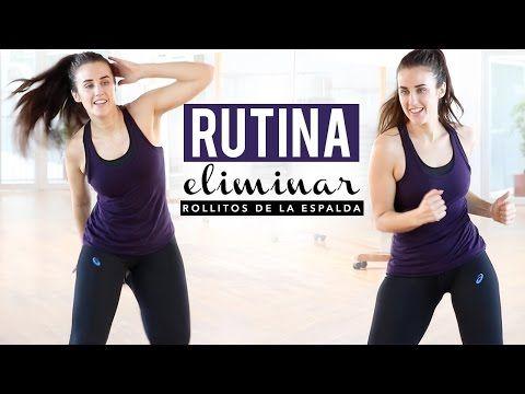 En video: rutina para eliminar los molestos rollos de la espalda y brazos | i24Web