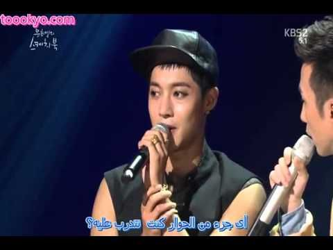 ▶[arb sub] Kim Hyun Joong Talk + Your Story @ Sketchbook HD]