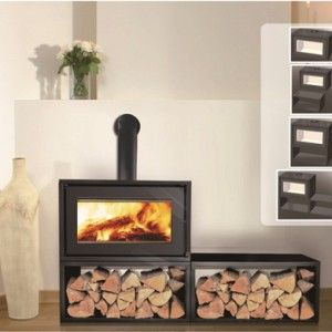 Canature Taurus p3F Freestanding fireplaces | Cape Town