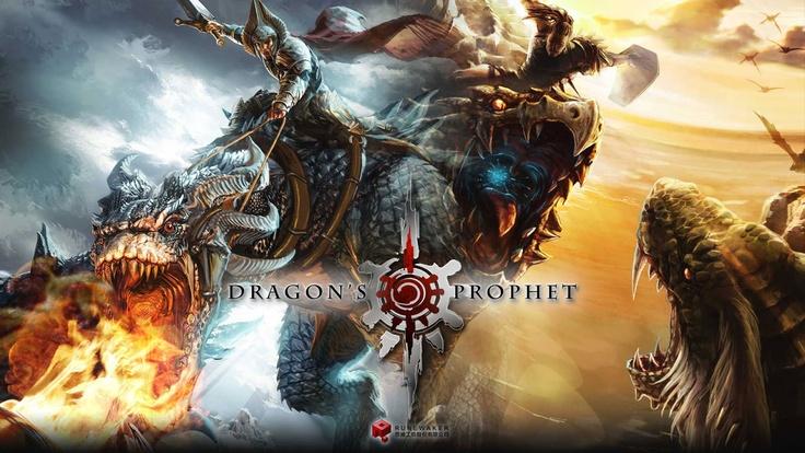 Dragons Prophet Closed Beta