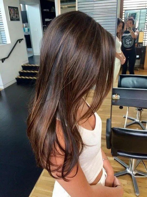 149 linda cor de cabelo castanho claro -página 8> Homemytri.Com   – hair