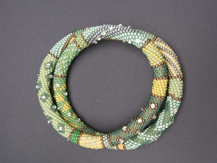 Solidbeads - The beady side of life: Green Beauty
