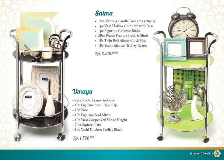Lebaran Parcel - Salma and Umaya. Click www.informa.co.id for more collection