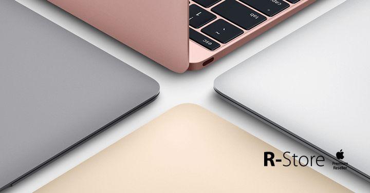 """Il MacBook da 12"""" si rifà il look. A distanza di oltre un anno dal suo debutto sul mercato, il portatile ultraleggero dell'azienda di Cupertino ottiene il suo primo aggiornamento hardware che introduce numerose novità rispetto alla prima generazione."""