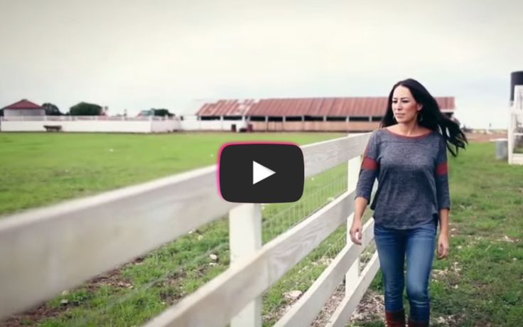 powerful story about trusting God and faith and doing what He needs you to go from HGTV star of Fixer Upper Joanna Gaines