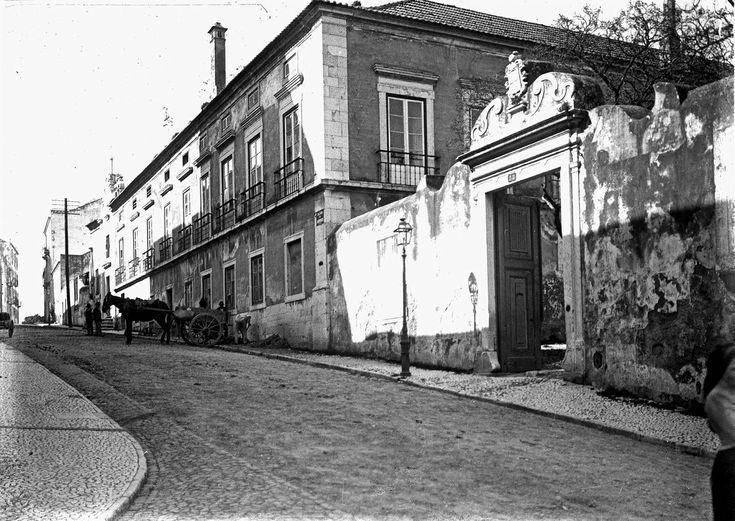 Calçada de Arroios, 1917