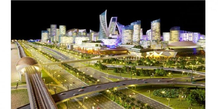 "Melongok Kota Masa Depan ""Mall of The World"" | 13/09/2015 | KOMPAS.com - Bukan Dubai bila tidak melahirkan ambisi, dan sensasi. Usai melansir desain pusat belanja terbesar di jagat raya, Mall of The World, raksasa properti Dubai Holdings tengah mengerjakan rencana ... http://propertidata.com/berita/melongok-kota-masa-depan-mall-of-the-world/ #properti #proyek"