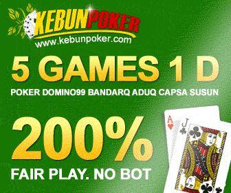 KEBUNPOKER.COM AGEN JUDI DOMINO99 AGEN POKER BANDARQ ONLINE TERPERCAYA DI INDONESIA  http://pokerdominoqqonline.medanseo.com/posts/kebunpoker/