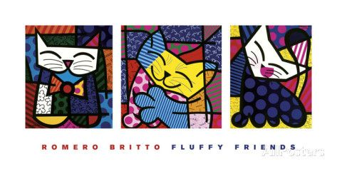 Fluffy Friends  ロメロ・ブリット 商品番号: 8597100