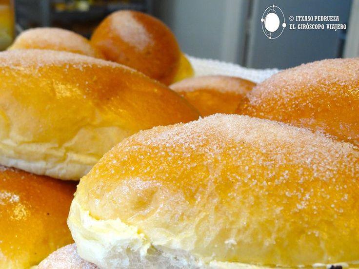 Bollos de mantequilla, Bilbao