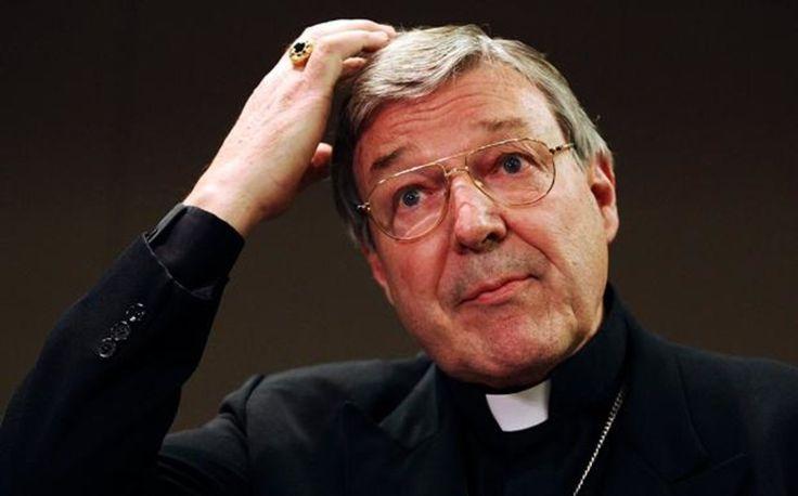 <p>* El cardenal es encargado de las finanzas del Vaticano y oficial de tercer rango, hoy ue acusado por la policía de Victoria, Australia, de varios