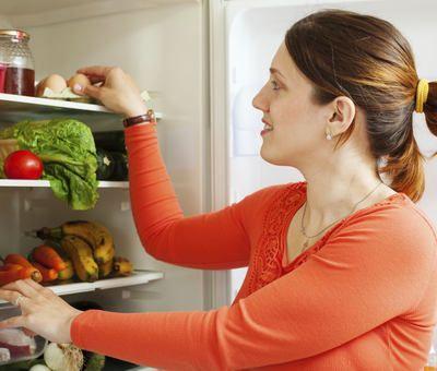 Jak se zbavit zápachu z ledničky