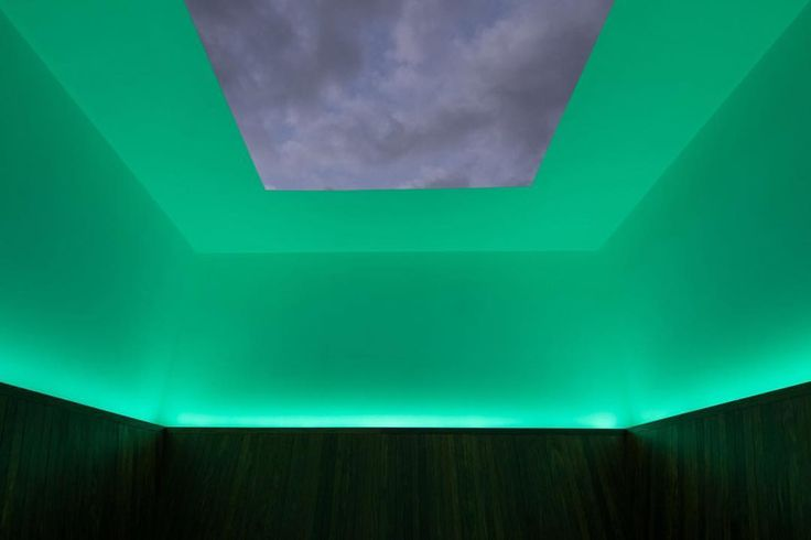 #JamesTurrell's 'Meeting' is back on view at MoMA PS1! Tickets are sold out for all of the after-hours viewings, but check out our Instagram Story to learn more about the re-opening of this installation and to get a sneak peek of the new sunset lighting program!