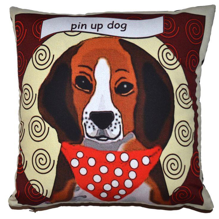 Designer decorative #Retro #pillow № gd314