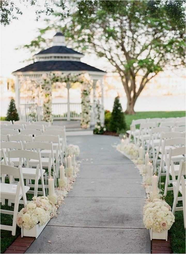 Wedding Aisle Decoration Ideas Lovely 20 Beautiful Simple Outdoor Wedding Ideas Concept W Outdoor Wedding Venues Garden Wedding Venue Traditional Wedding Decor