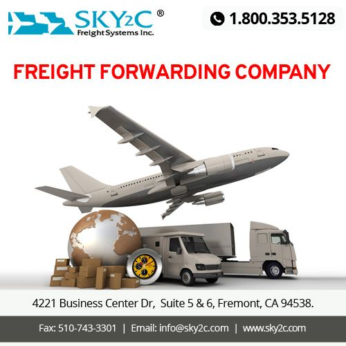 Sky2c Freight Systems is an International Freight forwarding company provides the best, reliable and quickest clearing Air & Sea freight forwarding services throughout India and USA. #Freightforwarding