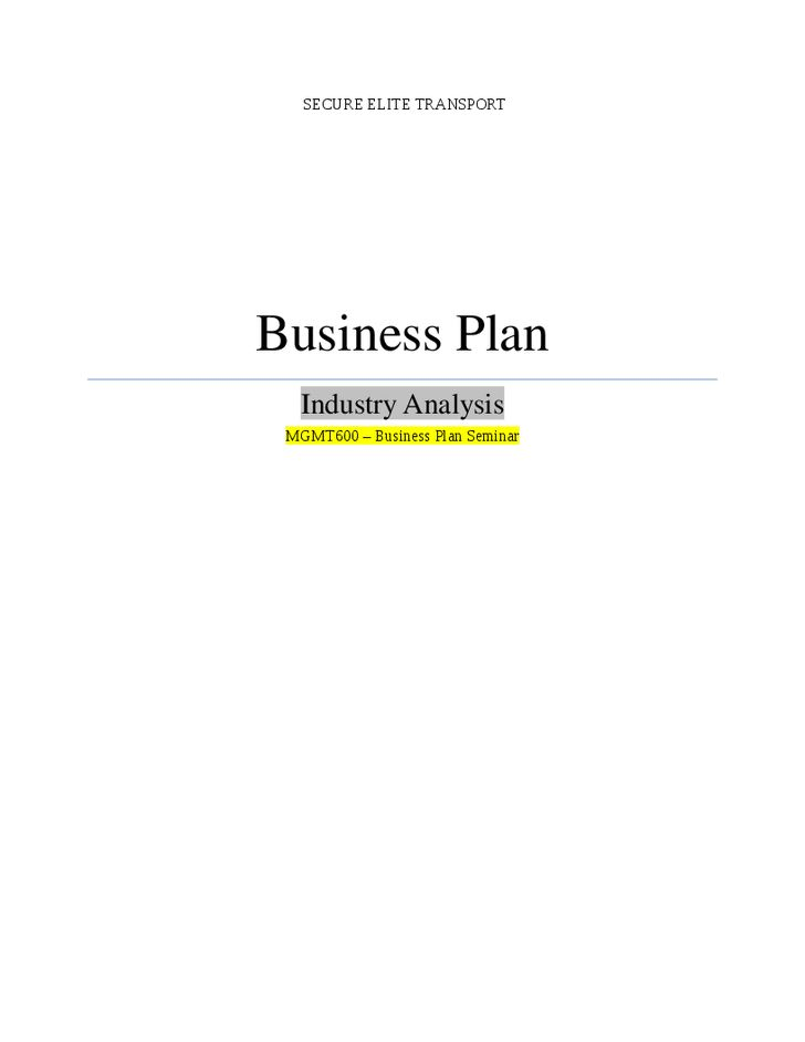 mgmt 600 business plan Developing an action plan by  each will vary, the general template is the same, and can be modified in various ways to suit your needs each action plan generally starts with a declaration of a set goal, breaking the large goal into smaller pieces over a set timeline, and overcoming obstacles and set backs that may send you back to square.