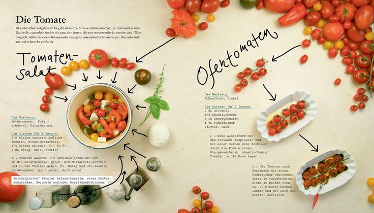 Entdecke was dir schmeckt – Kinder erobern die Küche
