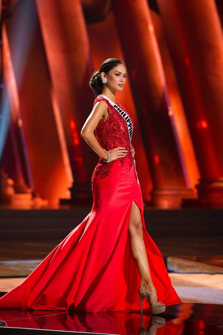 11 Photos of Miss Universe 2015 Pia Alonzo Wurtzbach from the Philippines For How She Owned the Title - Blaber Blogger