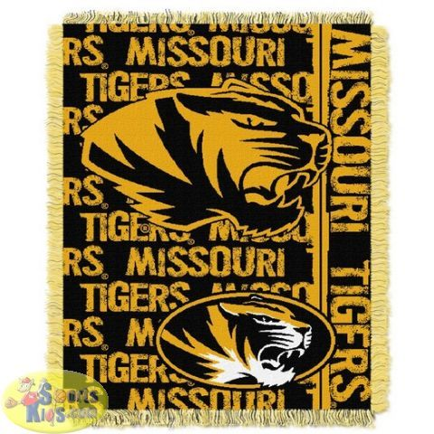 Mizzou Queen Bedding
