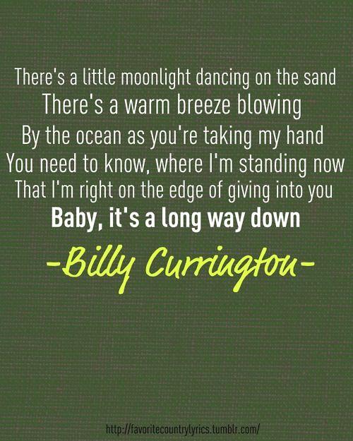 Good Directions Billy Currington lyrics - Lyrics Search