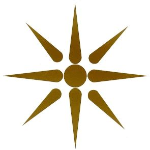 WIPO 6ter - #Pan-Hellenic #Sun #symbol also known as the #Vergina Sun the #Macedonian Sun and the #Argead #Star - #copyright of #greece - #ancient #greek #symbols #state #emblem #stateemblem