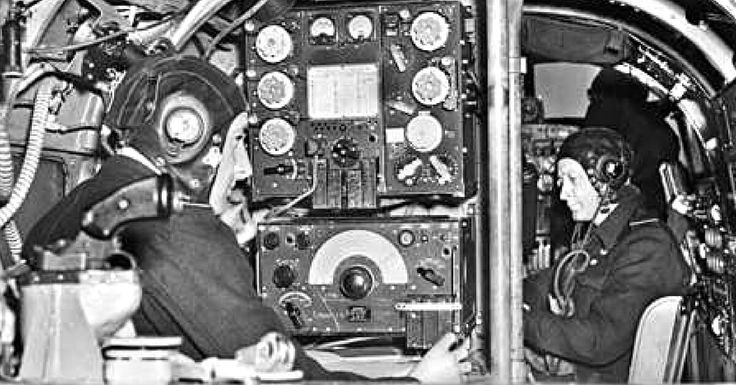 Taken from Volume 1 of the CD RAF Bomber Command at War, this clip takes you into the belly of an Avro Lancaster B.Mk, I (ED586: EM-F), named F for Freddie