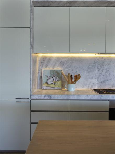 SJB | Projects - Woolloomooloo Bay Apartment