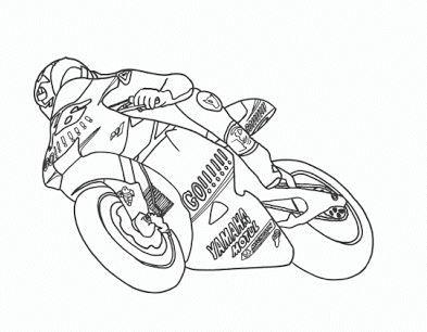 Motorcycle Racing Coloring Pages Drawingboardweekly Coloring