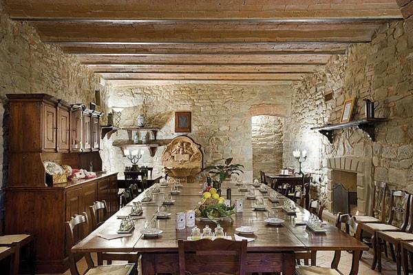 Villa Campestri Olive Oil Resort, Tuscany - Hotel & Wedding Venue in Italy #GettingMarriedinItaly.com