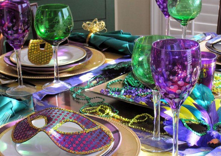 La tavola a tema Carnevale: Scopri sul nostro blog come decorare la tavola per la festa di Carnevale!