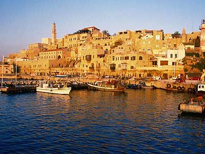 Jaffa, Israel  My current semester-long obsession because of one of my life's hardest papers.