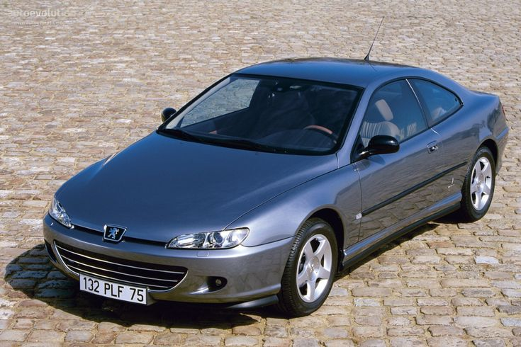 PEUGEOT 406 Coupe (2003 - 2004) - enlarge photo
