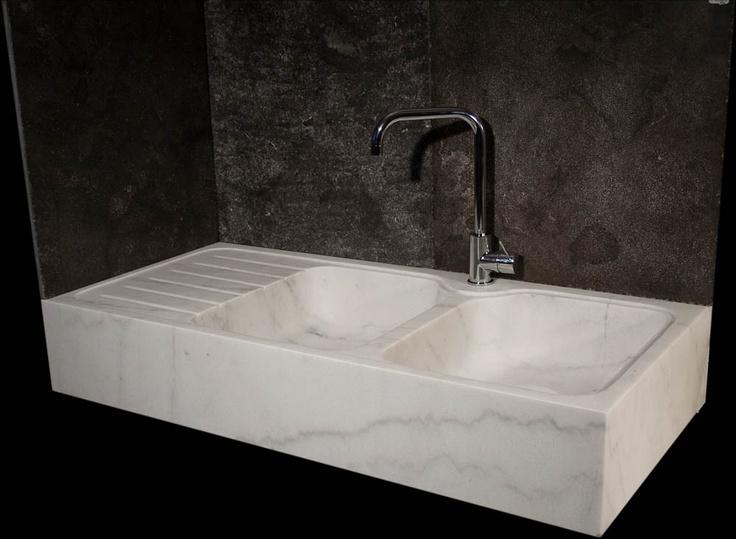 19 best images about lavabi da cucina in pietra on pinterest | un ... - Lavandini Cucina In Pietra