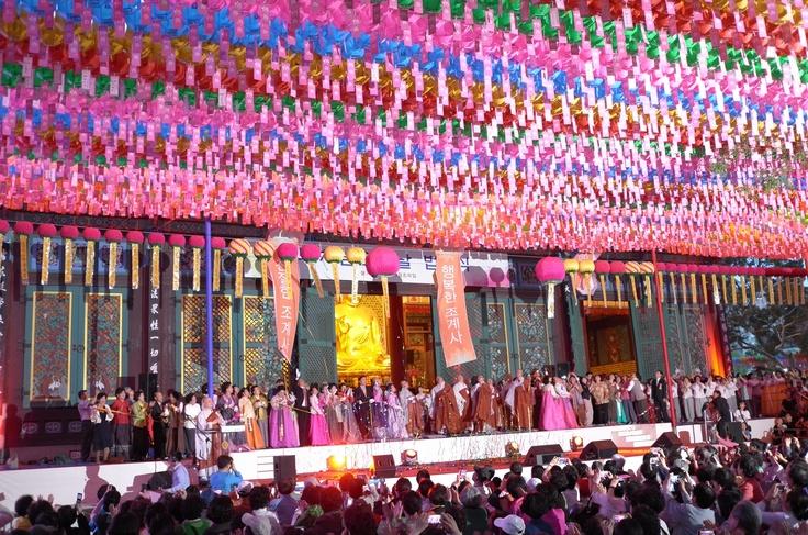 Buddha's birthday(2013/0517)