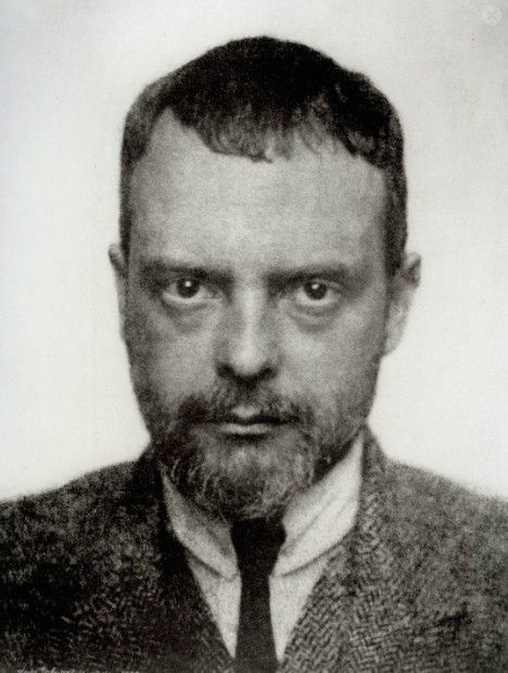 Paul Klee Gallery | Paul Klee by Hugo Erfurth