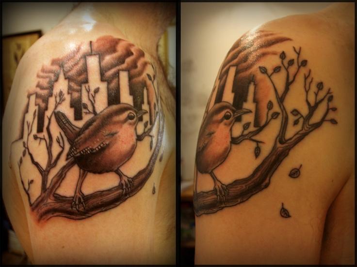 wren tattoo - G...