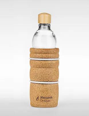 Το 1ο οικολογικό μπουκάλι στην παγκόσμια αγορά. 100% Φυσικά υλικά, 100% Ανανεώσιμο