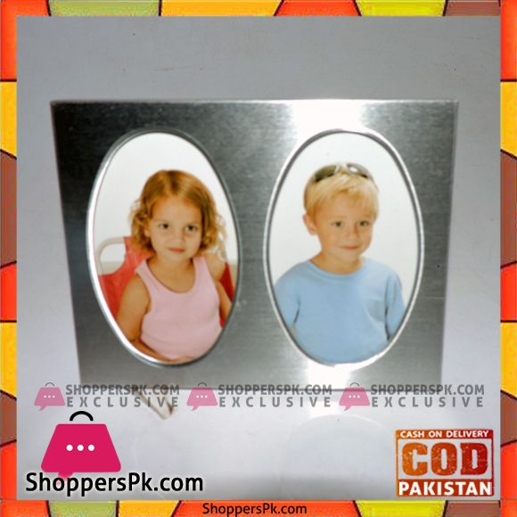 On Sale: Double Photo Frame 8.5 x 11 Cm in Pakistan Price Rs. 200 https://www.shopperspk.com/product/double-photo-frame-8-5-x-11-cm/