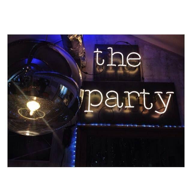 THE PARTY Giorgia Mirabella, The Secret Home