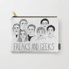 Freaks and Geeks Carry-All Pouch