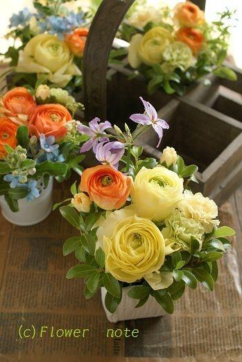 【開店祝花】素敵レストランへお届け http://ameblo.jp/flower-note/entry-11209125472.html