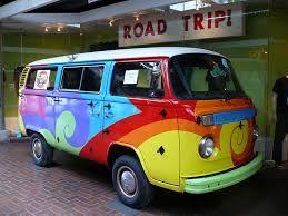 vw bus hippie - Google Search