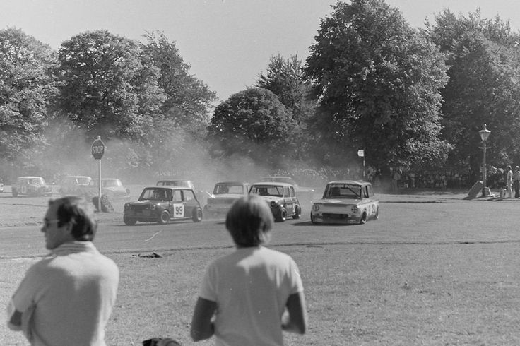 1970's racing at the park