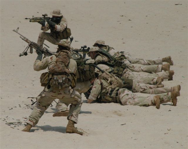 Navy SEALs. So hot! ♥