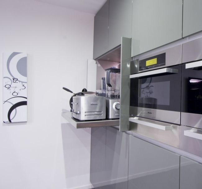 9 besten Küche   Wohnzimmer Regal Bilder auf Pinterest - küchenzeile gebraucht mit elektrogeräten