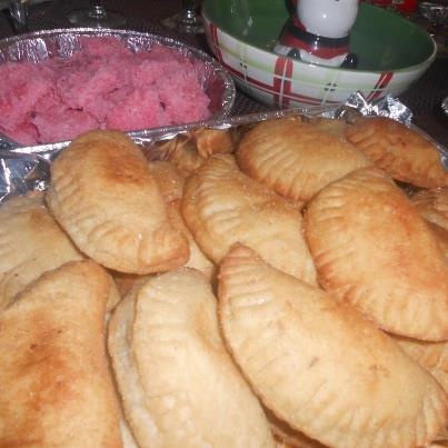 Meat Pastries made by me | Exotic Foods | Pinterest | Pastries and ...