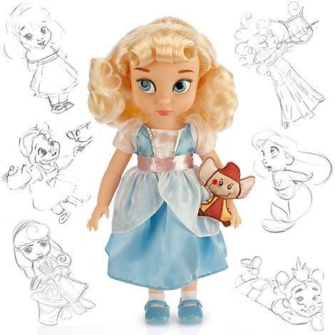 Animators Collection - Cinderella Puppe