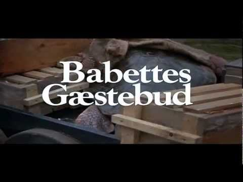 BABETTE'S FEAST TRAILER WITH ENGLISH SUBTITLES.mpg - YouTube