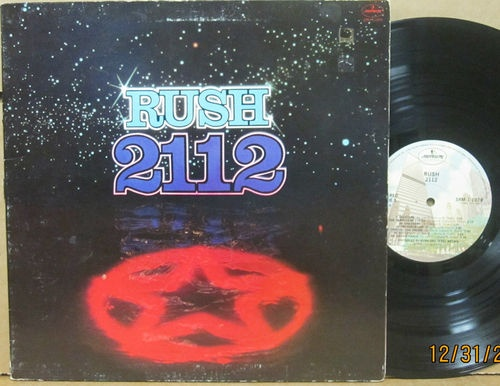 Rush / 2112 To complete the collection (under 10$)